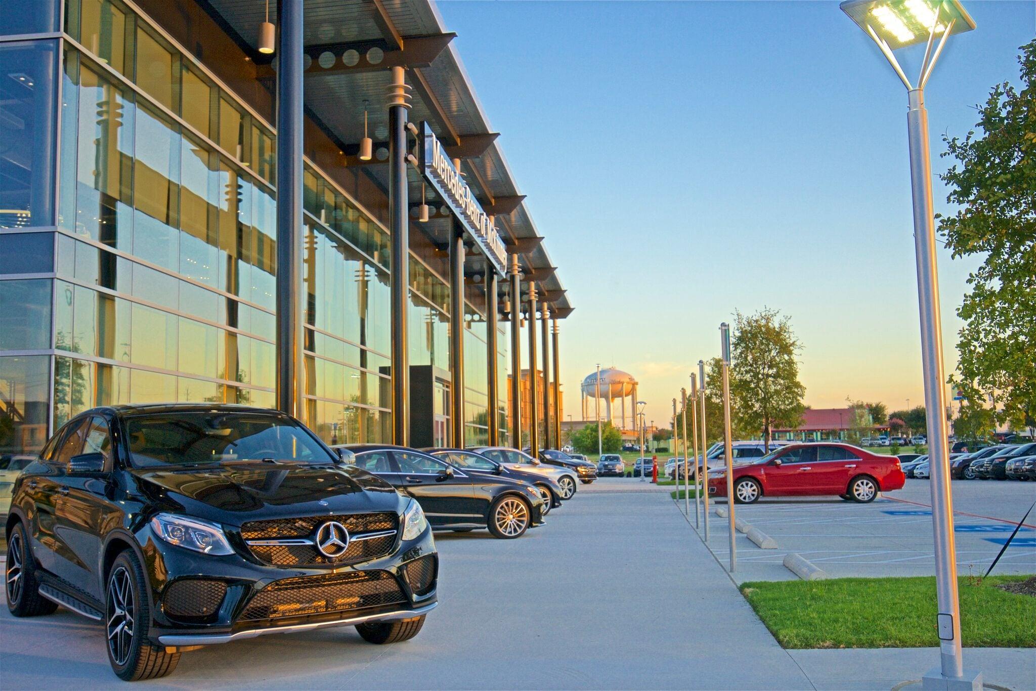 Mercedes-Benz of McKinney exterior