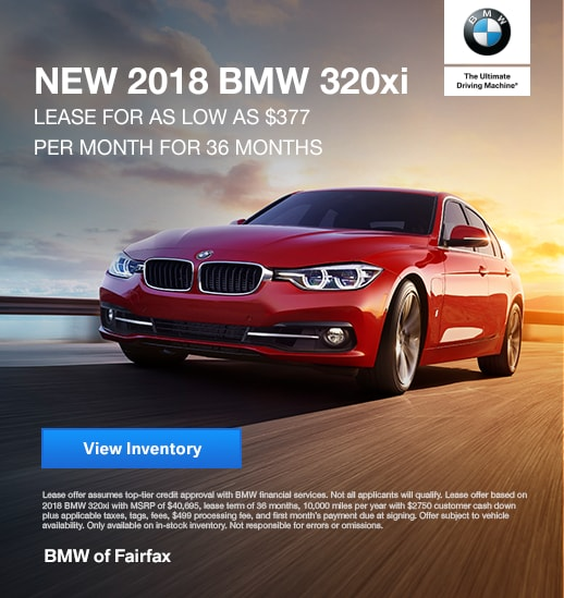 Bmw Z4 Lease: New BMW Lease Specials In Fairfax Near Washington DC