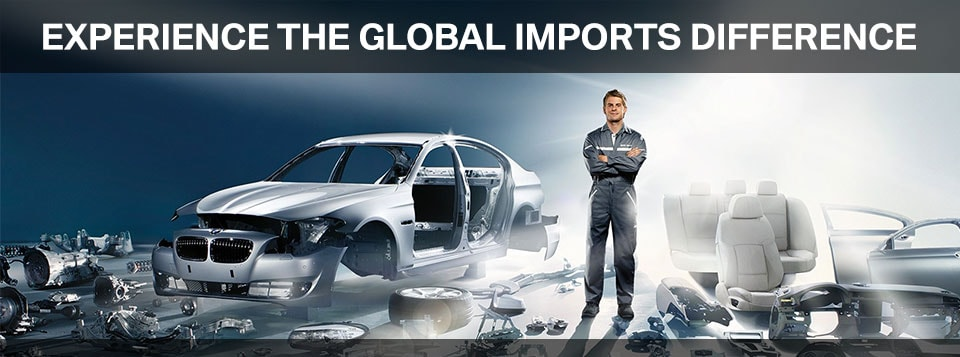 Experience the Global Imports Difference