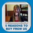 5 reasons to buy from us