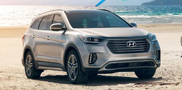 Honda Pilot Vs Hyundai Santa Fe >> Compare 2019 Honda Pilot Vs 2019 Hyundai Santa Fe Xl Chattanooga Tn
