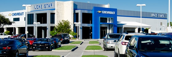 Lone Star Chevrolet New Used Chevy Dealership In Houston TX - Chevrolet dealer in houston tx