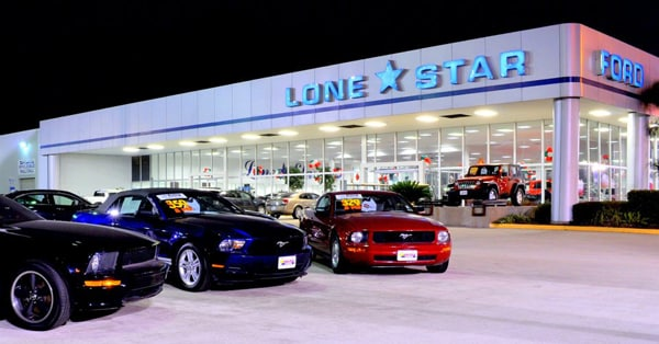 About lone star ford in houston new ford used car for Lone star motors inventory