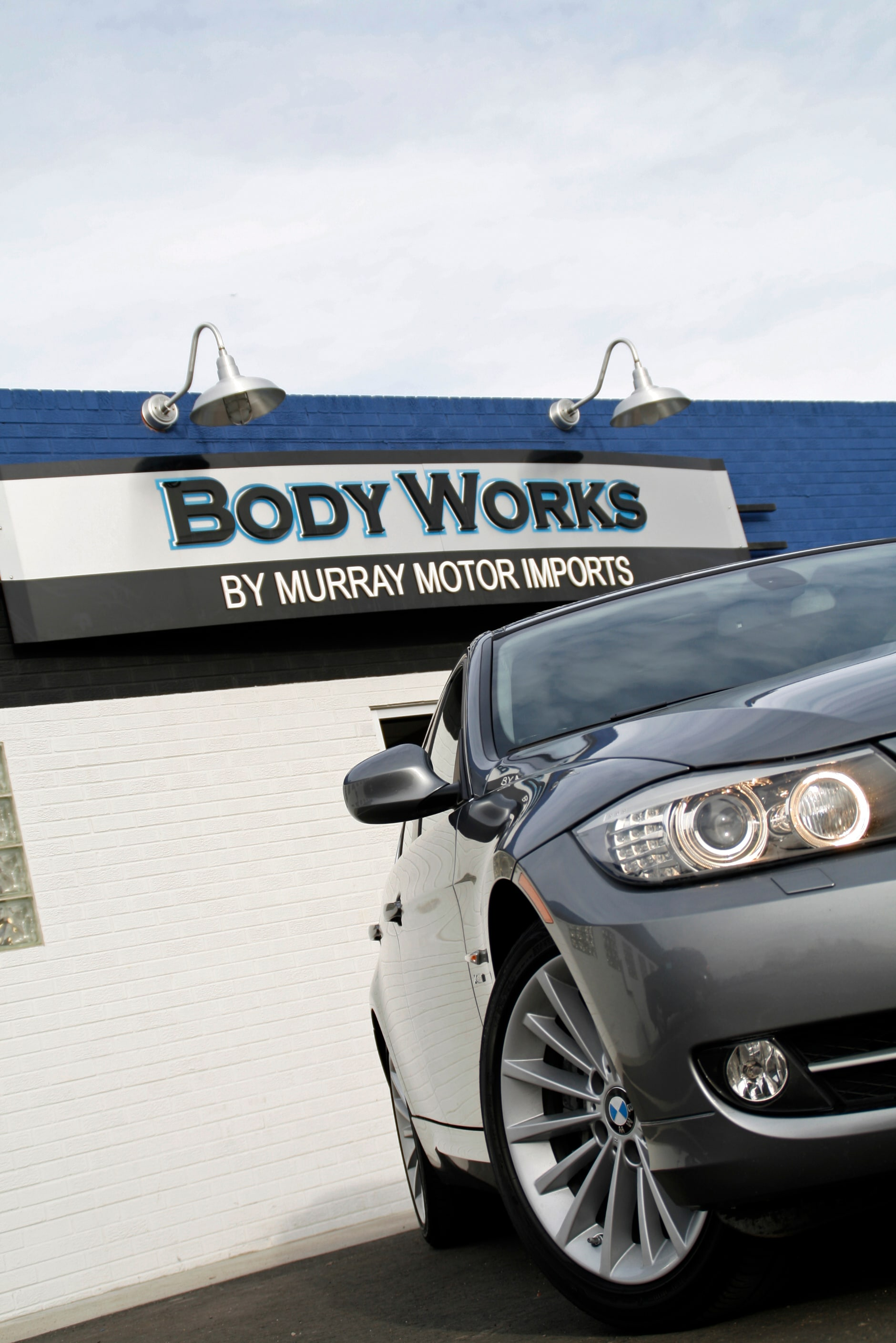 Bodyworks By Murray Motor Imports Denver 39 S Bmw Certified