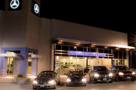 Purchase oem certified mercedes benz accessories in denver for Murray motors denver mercedes