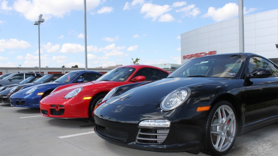 About Porsche Of West Houston New Amp Used Luxury Dealer