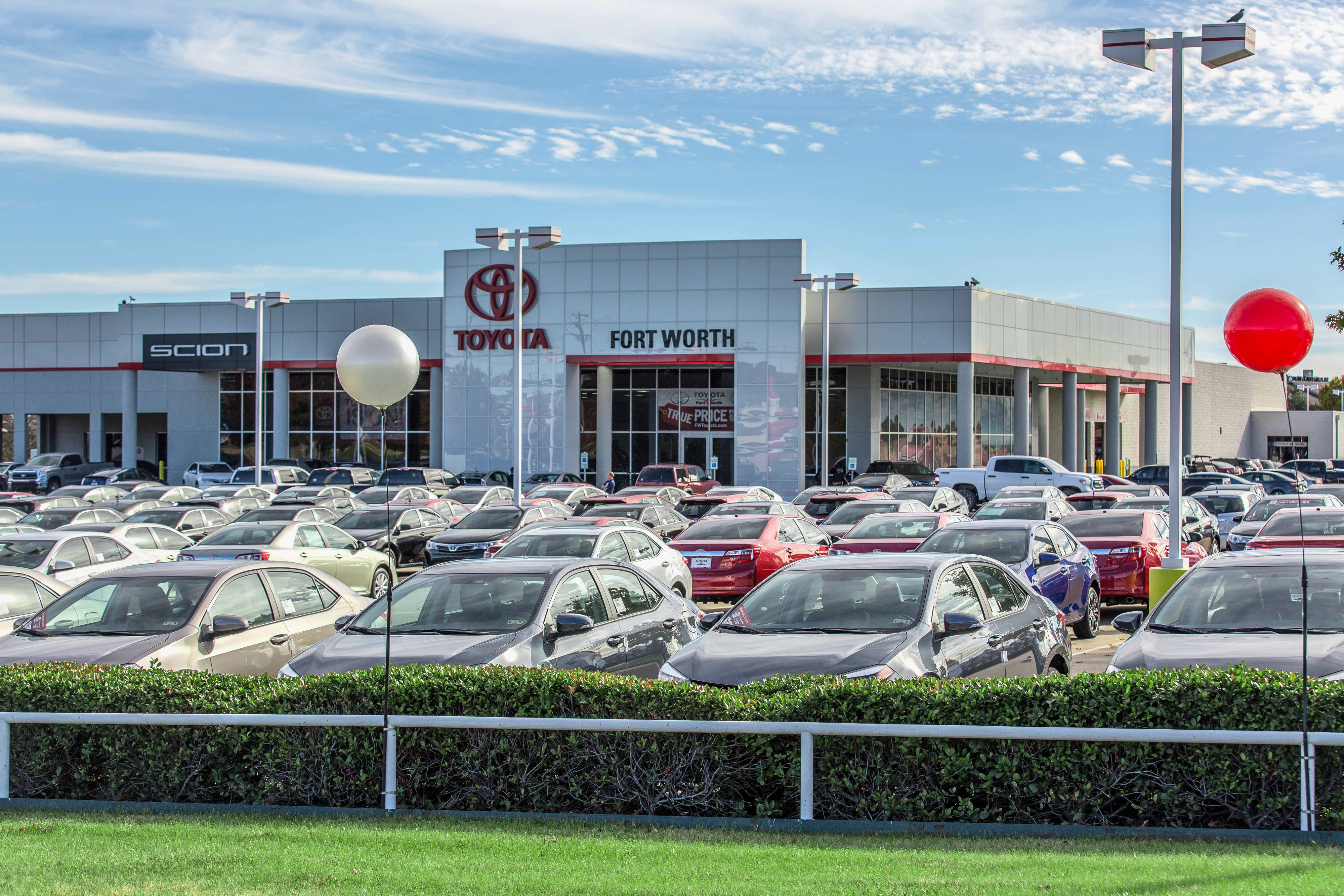 About Toyota of Fort Worth | New & Used Cars near Dallas