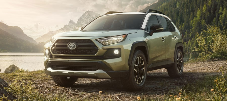 2019 Toyota Rav4 Review Specs Features Columbus Oh