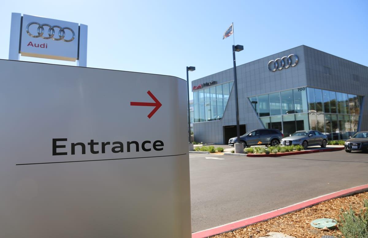 Audi Marin New Audi Dealership In San Rafael Ca 94901 ...