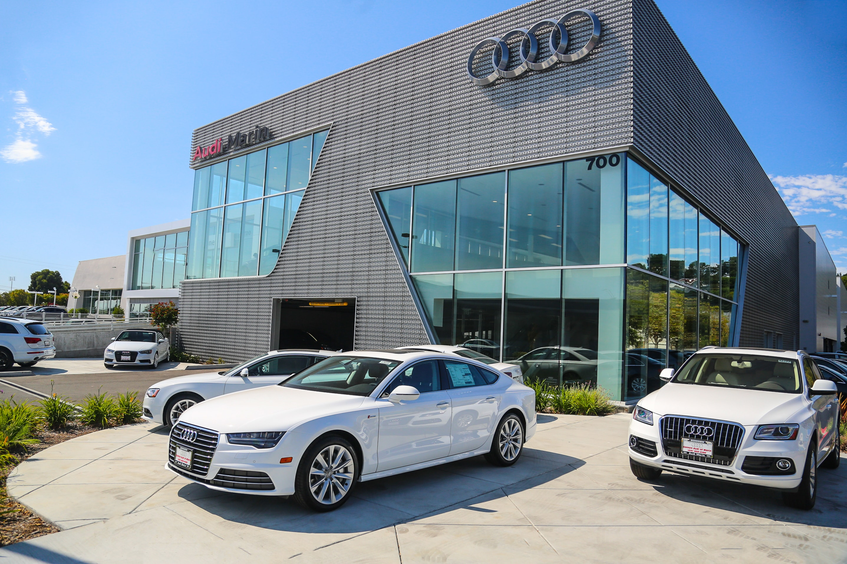 Audi dealers san francisco bay area