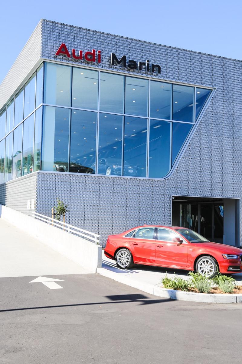 Audi marin new audi dealership in san rafael ca 94901 for Mercedes benz of marin service