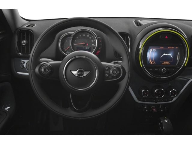 2017 MINI Cooper Countryman Dashboard