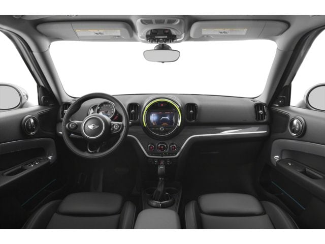 2017 MINI Cooper Countryman Interior