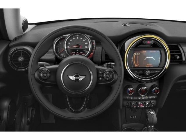 2017 MINI Cooper Hardtop 4 Door Dashboard