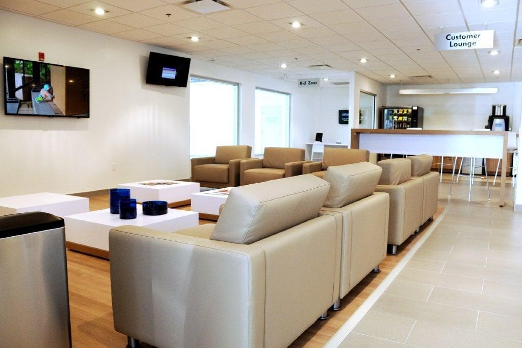Customer Lounge
