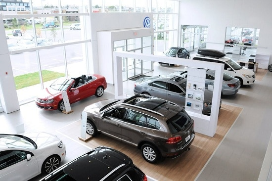 New VW Store