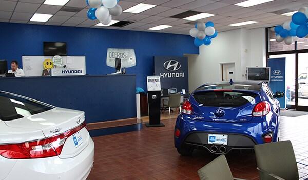 South Charlotte Hyundai Dealership