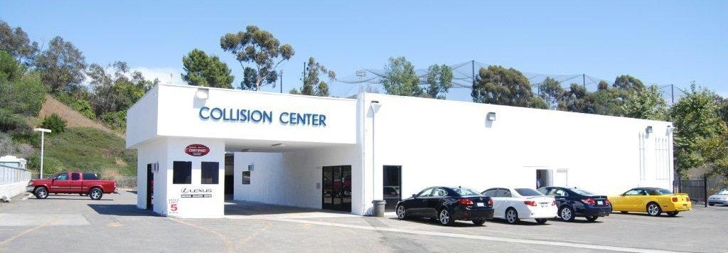 about orange county's premier collision center & auto body shop