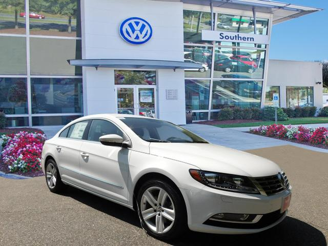 New 2017 Volkswagen CC 2.0T Sport Pzev Sedan in Chesapeake