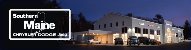 About southern maine motors chrysler dodge jeep new and for Southern maine motors saco maine