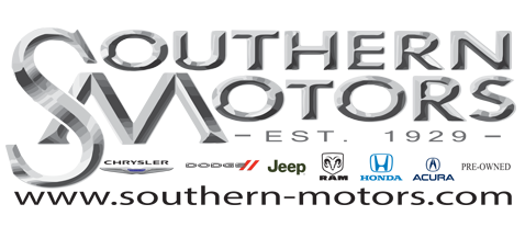 Southern Motors Group New Acura Honda Chrysler Dodge