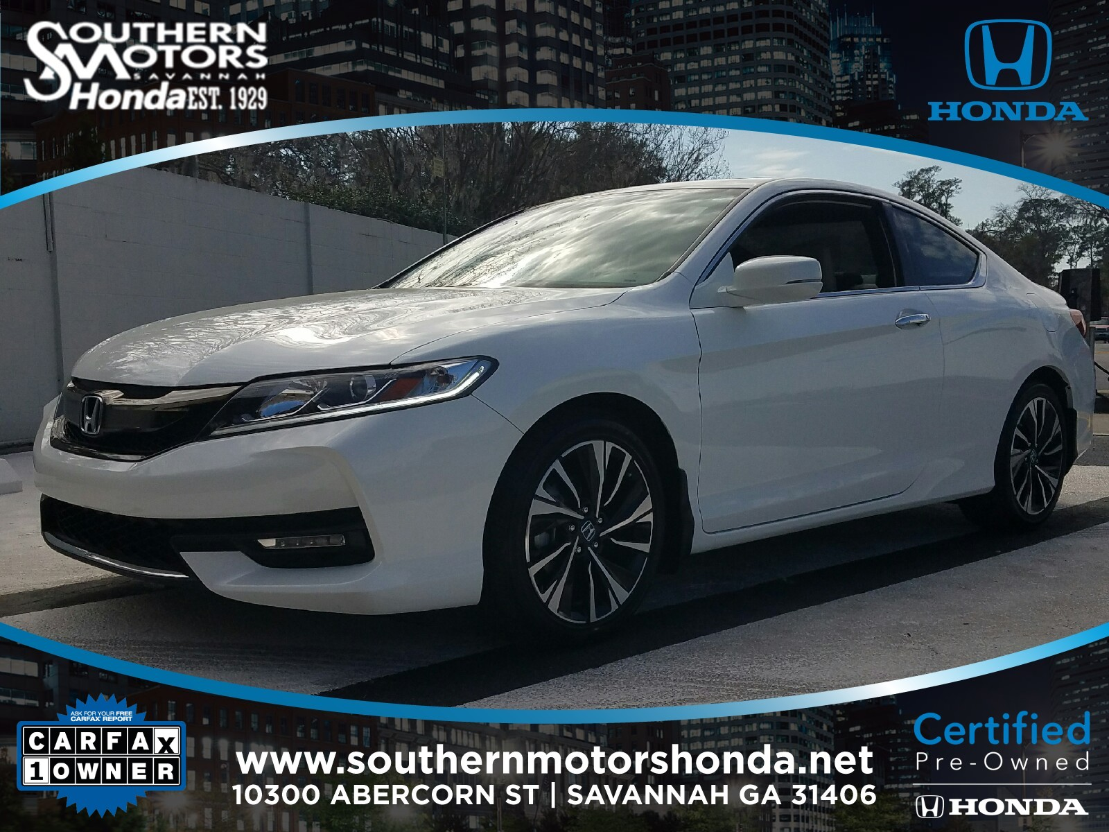 2017 Honda Accord New