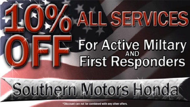 Southern Motors Honda New Honda Dealership In Savannah Ga 31406