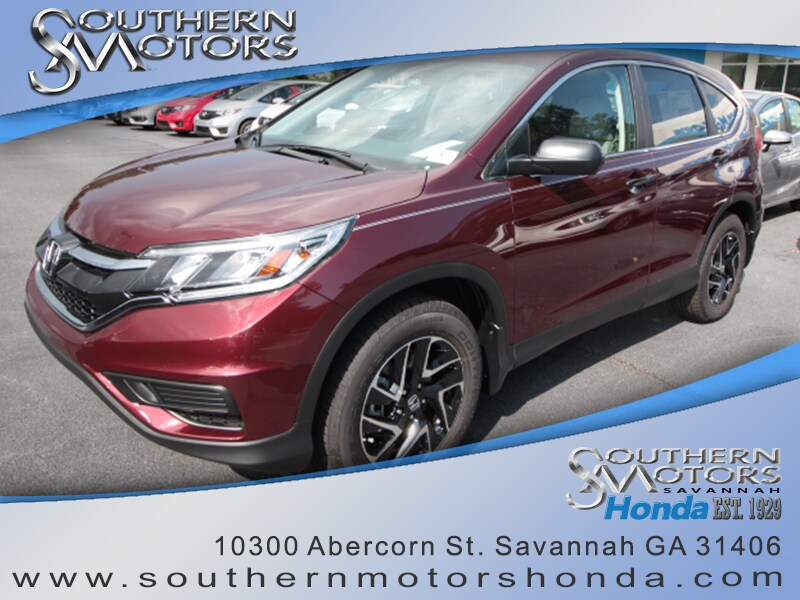 2016 Honda Cr V New