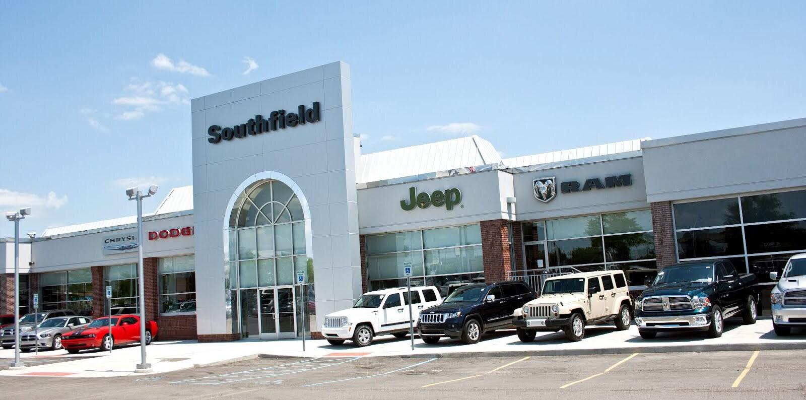 Southfield Jeep Hours