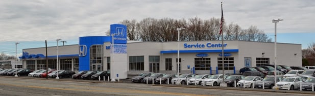 New Honda & Used Car Dealer in RI