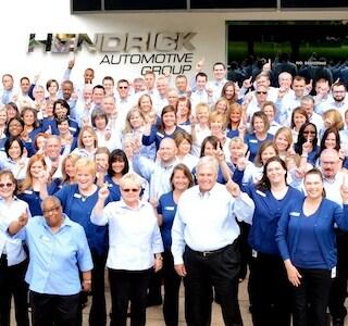 Hendrick Southpoint Auto Mall New Mercedes Benz Gmc
