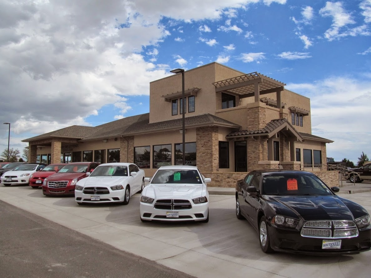 Used Car Dealerships On  Southwest
