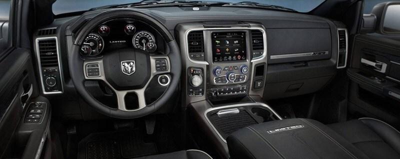 2017 Ram 1500 Interior