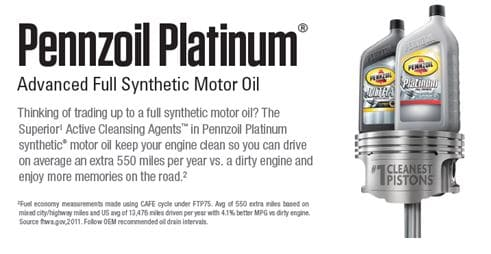advantages of synthetic motor oil oil changes in lansing