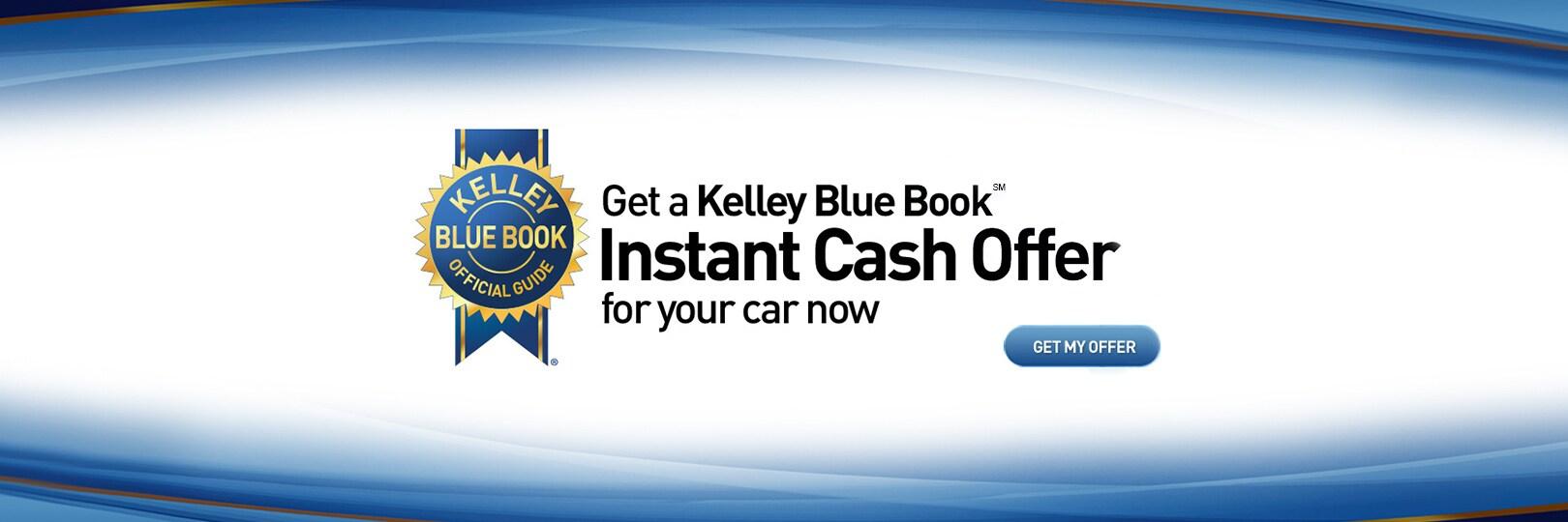 Kelly Blue Book Instant Cash Offer | Spradely Barr Ford Fort Collins
