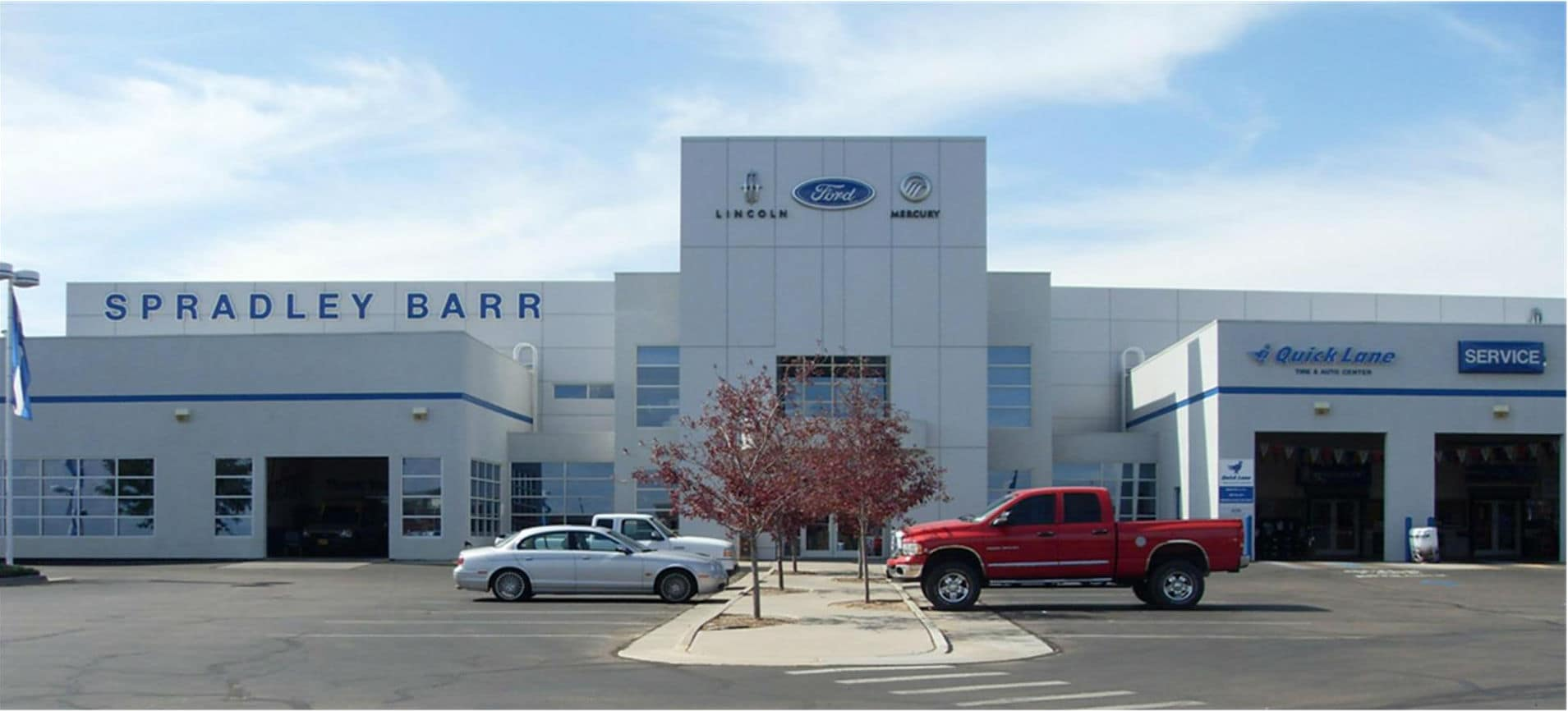 Spradley Barr Ford Greeley >> About Spradley/Barr Ford Lincoln of Greeley Inc. | New Ford and Used Car Dealer | Greeley