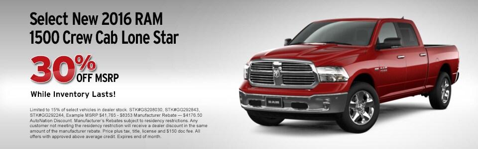 Chrysler dodge jeep ram dealer near me spring tx for Lone star motors inventory