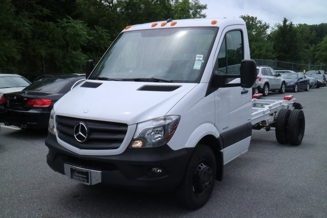2015 Sprinter 3500 Base Cab/Chassis