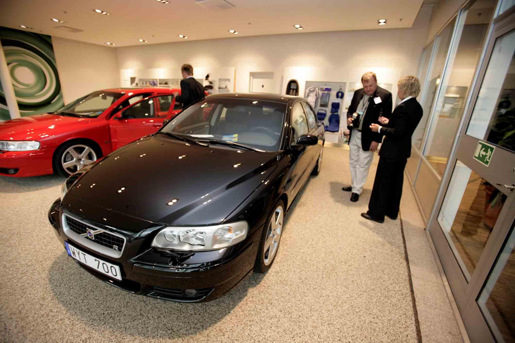 Stadel Motors Inc New Volvo Dealership In East