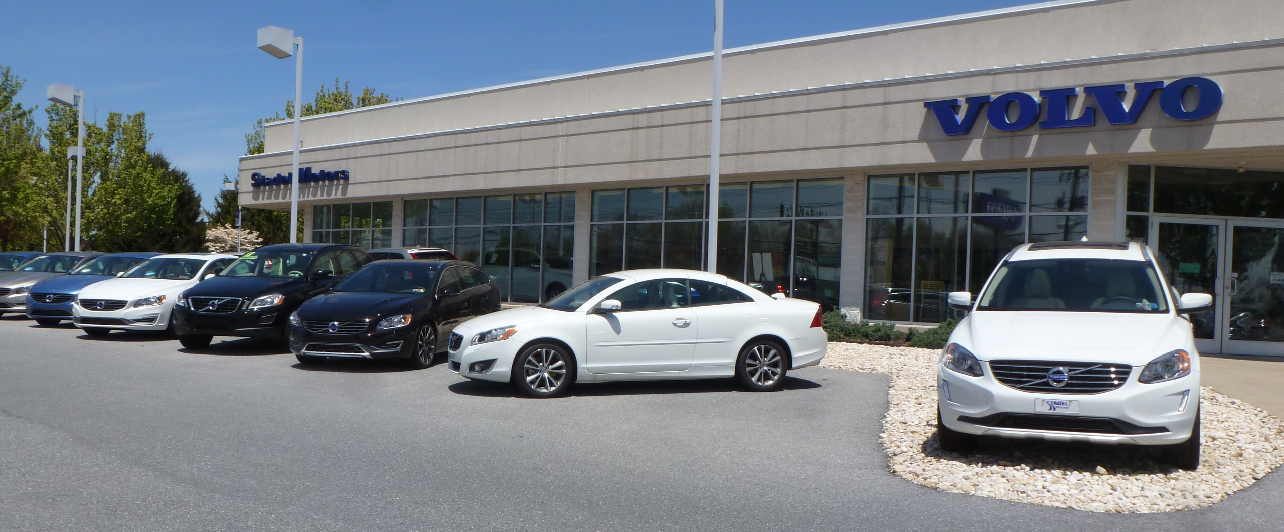 About Stadel Volvo New Volvo And Used Car Dealer Serving Lancaster Lititz Ephrata Pa And