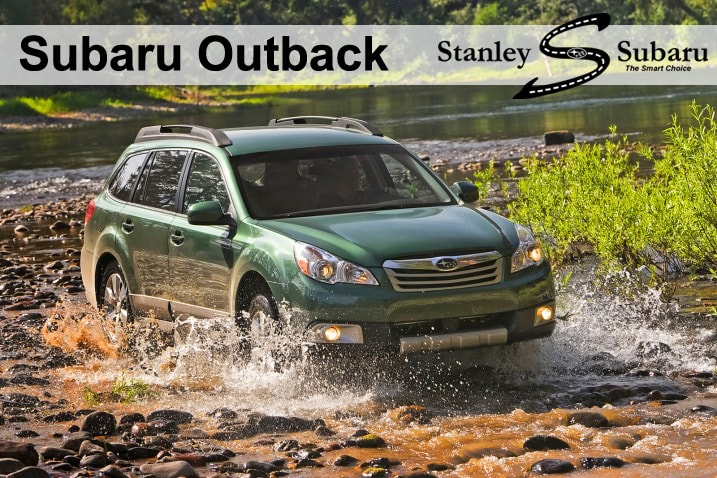 stanley subaru what is the difference between the subaru outback share the knownledge. Black Bedroom Furniture Sets. Home Design Ideas