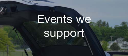 Events we support