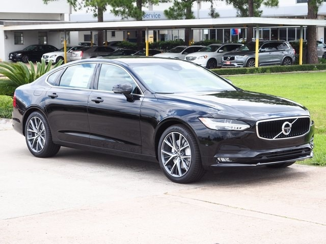 new 2018 volvo s90 t5 fwd momentum in houston tx vin