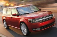 2016 Ford Flex near Lima OH