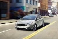 2017 Ford Focus near Lima