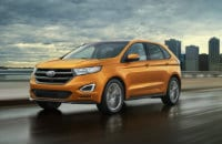2016 Ford Edge near Delphos OH