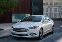 Ford Fusion maintenance in Van Wert