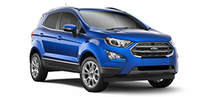 2018 Ford EcoSport in Burlington NC