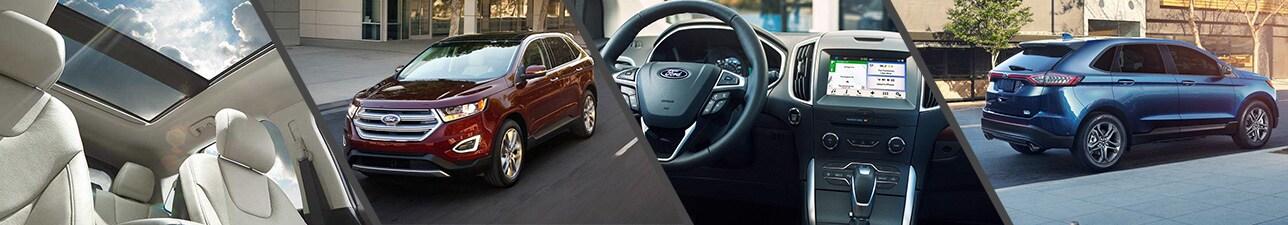 New 2018 Ford  Edge for Sale Burlington NC