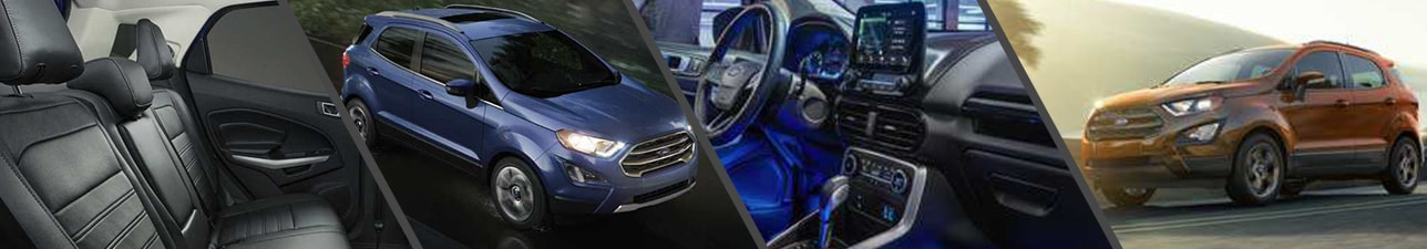 New 2018  Ford EcoSport for Sale Burlington NC